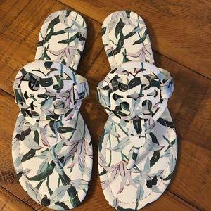 Brand new Tory Burch Miller flip flop size 7.5